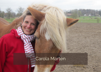 Carola Marten Pferdeosteopathin