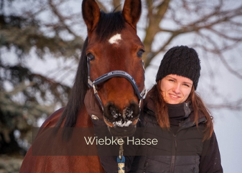 Reitersitz mit Wiebke Hasse