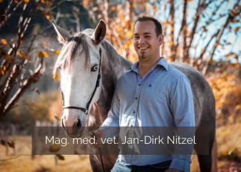 Spezialist für Pferdezähe Jan Nitzel