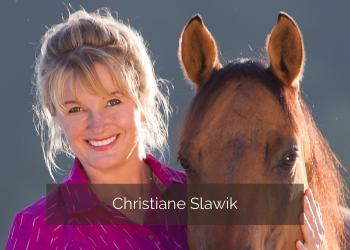 Pferdefotografin Christiane Slawik