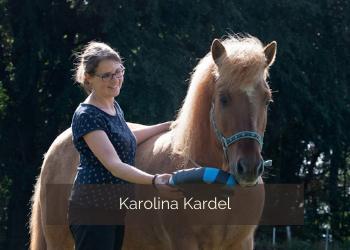 Karolina Kardel - 360 Grad Pferd