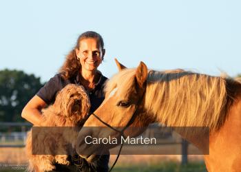 Carola Marten Tierkommunikation