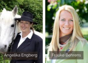 Angelika Engberg und Frauke Behrens