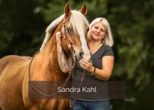 Sandra Kahl Signalreiten