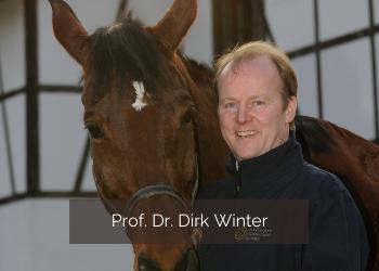 Prof. Dr. Dirk Winter - Pferdefütterung