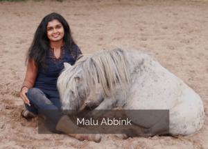 Malu Abbink - Pferd und Angst